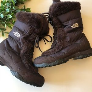 🌿Like NEW THE NORTH FACE Boots, Size 7.5